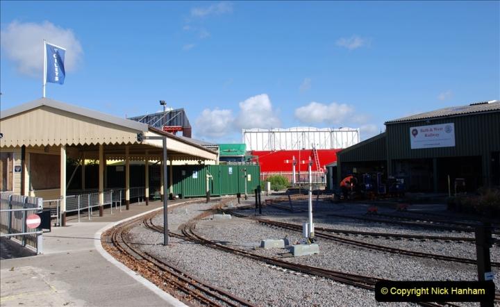 2019-09-01Bath & West Railway @ Bath & West Showground, Shepton Mallet, Somerset. (3) 056