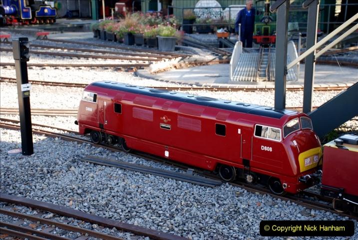2019-09-01Bath & West Railway @ Bath & West Showground, Shepton Mallet, Somerset. (4) 057