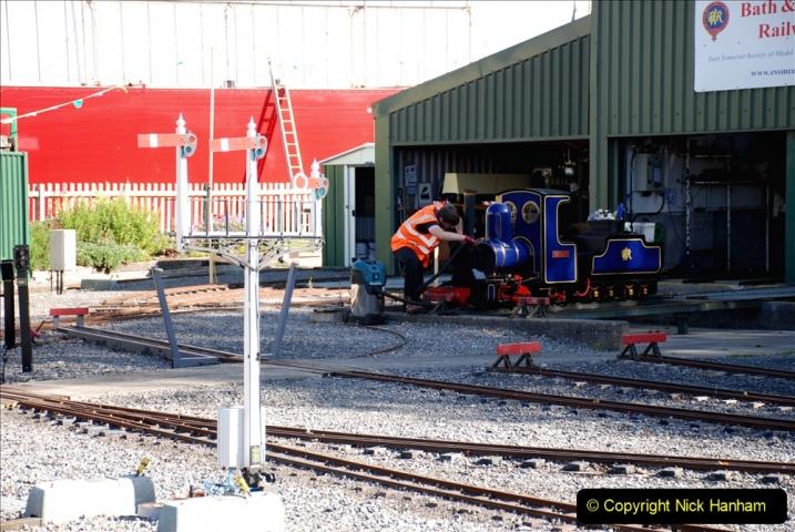 2019-09-01Bath & West Railway @ Bath & West Showground, Shepton Mallet, Somerset. (6) 059