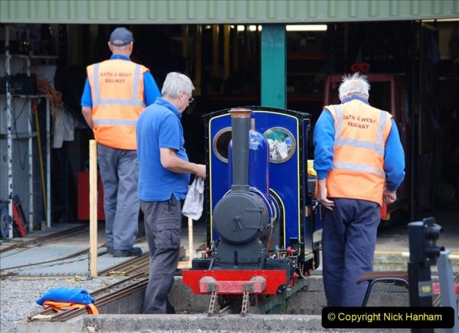 2019-09-01Bath & West Railway @ Bath & West Showground, Shepton Mallet, Somerset. (7) 060