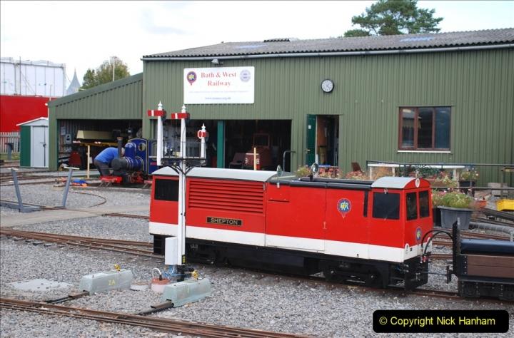 2019-09-01Bath & West Railway @ Bath & West Showground, Shepton Mallet, Somerset. (8) 061