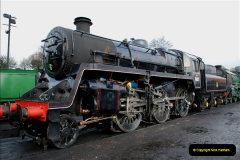 2019-02-06 Mid Hants Railway at Ropley. (25) 025