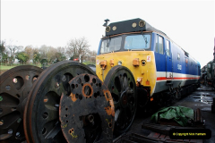 2019-02-06 Mid Hants Railway at Ropley. (29) 029