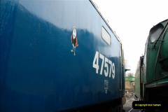 2019-02-06 Mid Hants Railway at Ropley. (36) 036