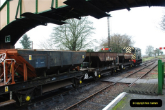 2019-02-06 Mid Hants Railway at Ropley. (50) 050