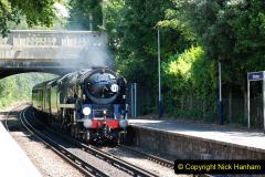 2019 Railways in Dorset STEAM