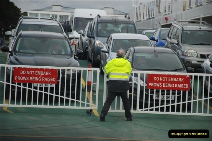 2019-03-20 A trip on the Sandbanks Ferry from Studland to Sandbanks, Poole, Dorset (10) 020