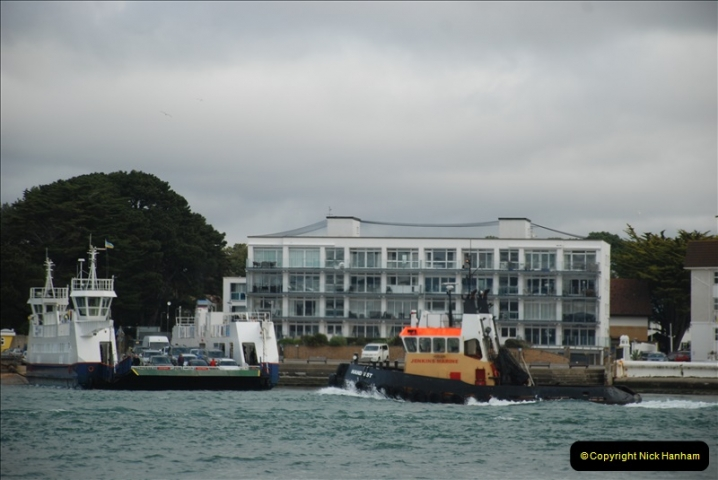 2019-03-20 A trip on the Sandbanks Ferry from Studland to Sandbanks, Poole, Dorset (3) 013