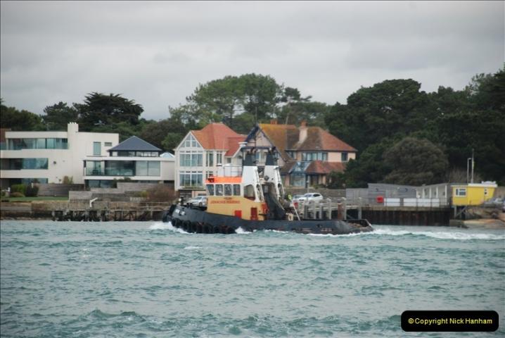 2019-03-20 A trip on the Sandbanks Ferry from Studland to Sandbanks, Poole, Dorset (4) 014