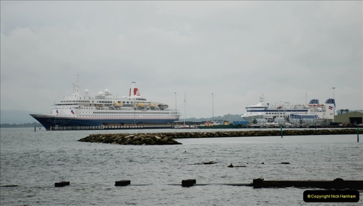 2019-06-04 Boudicca at Poole on a D-Day Landings Cruise.  (2) 035