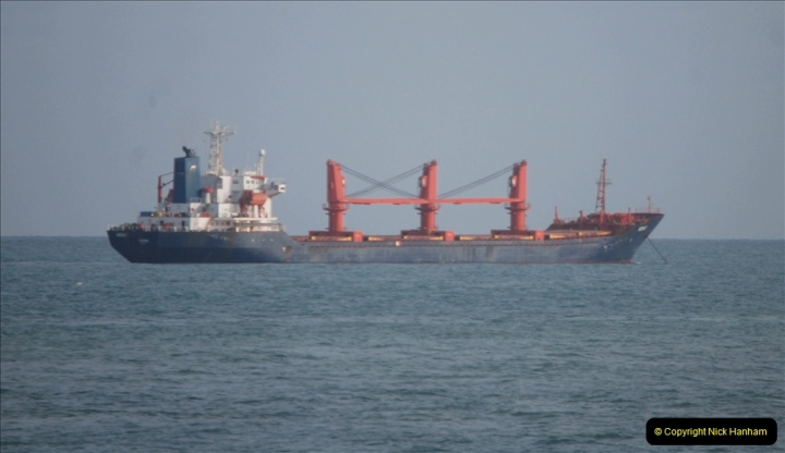 2019 April English Channel Shipping. (12) 045