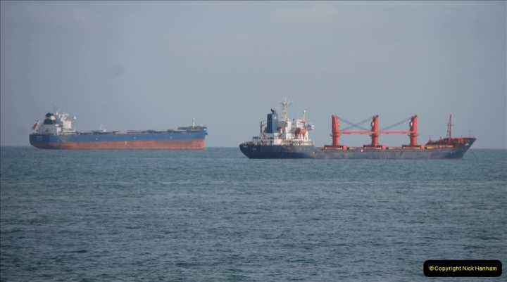 2019 April English Channel Shipping. (13) 046