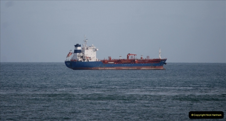 2019 April English Channel Shipping. (20) 053