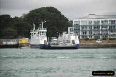 2019-03-20 A trip on the Sandbanks Ferry from Studland to Sandbanks, Poole, Dorset (1) 011