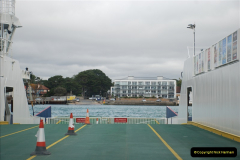 2019-03-20 A trip on the Sandbanks Ferry from Studland to Sandbanks, Poole, Dorset (13) 023
