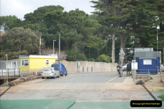 2019-03-20 A trip on the Sandbanks Ferry from Studland to Sandbanks, Poole, Dorset (17) 027