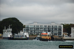 2019-03-20 A trip on the Sandbanks Ferry from Studland to Sandbanks, Poole, Dorset (3) 013