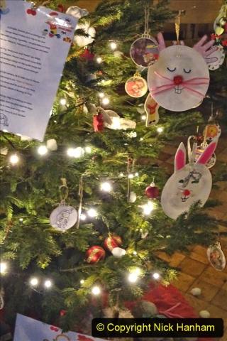 2019-12-21 St. Aldhelms Church Christmas Trees. (10) 010