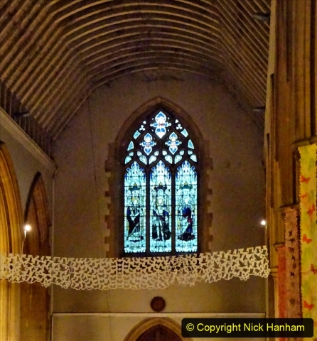 2019-12-21 St. Aldhelms Church Christmas Trees. (22) 022