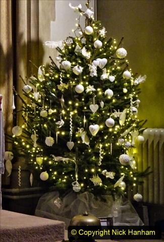 2019-12-21 St. Aldhelms Church Christmas Trees. (32) 032