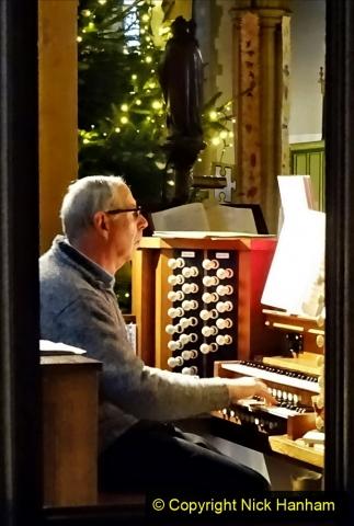 2019-12-21 St. Aldhelms Church Christmas Trees. (38) 038