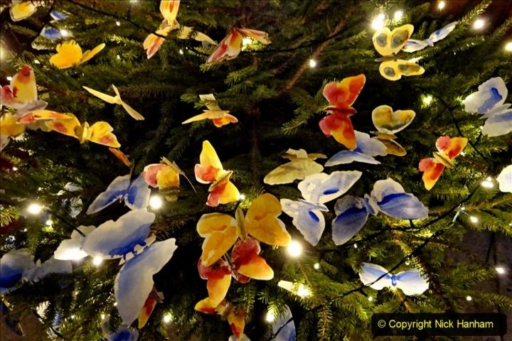 2019-12-21 St. Aldhelms Church Christmas Trees. (43) 043