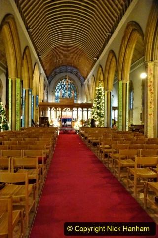 2019-12-21 St. Aldhelms Church Christmas Trees. (56) 056