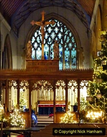 2019-12-21 St. Aldhelms Church Christmas Trees. (57) 057