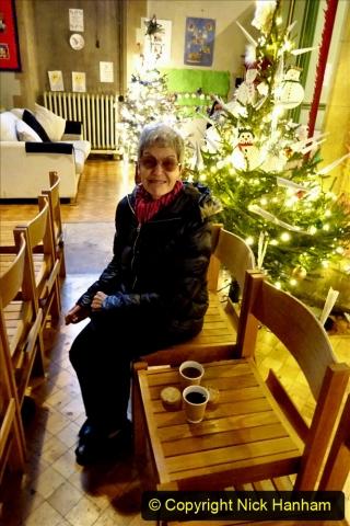2019-12-21 St. Aldhelms Church Christmas Trees. (59) 059
