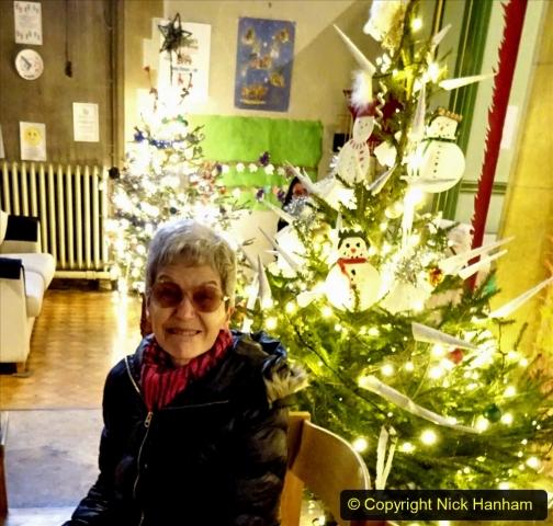 2019-12-21 St. Aldhelms Church Christmas Trees. (60) 060
