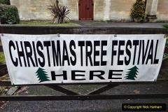 2019-12-21 St. Aldhelms Church Christmas Trees. (1) 001