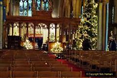 2019-12-21 St. Aldhelms Church Christmas Trees. (12) 012