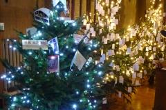 2019-12-21 St. Aldhelms Church Christmas Trees. (13) 013