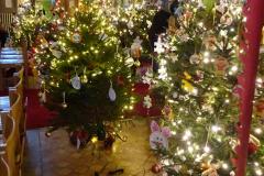 2019-12-21 St. Aldhelms Church Christmas Trees. (14) 014
