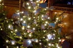 2019-12-21 St. Aldhelms Church Christmas Trees. (29) 029
