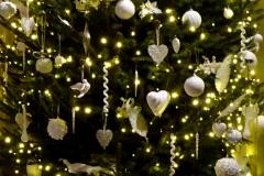 2019-12-21 St. Aldhelms Church Christmas Trees. (33) 033