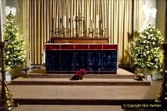 2019-12-21 St. Aldhelms Church Christmas Trees. (35) 035