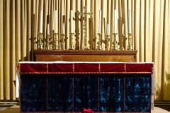 2019-12-21 St. Aldhelms Church Christmas Trees. (36) 036