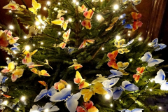 2019-12-21 St. Aldhelms Church Christmas Trees. (41) 041