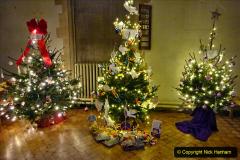 2019-12-21 St. Aldhelms Church Christmas Trees. (46) 046