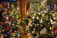 2019-12-21 St. Aldhelms Church Christmas Trees. (50) 050