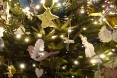 2019-12-21 St. Aldhelms Church Christmas Trees. (51) 051