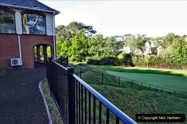 2020-05-04 Covid 19 walk Parkstone Golf Club Poole, Dorset.  (13) 013