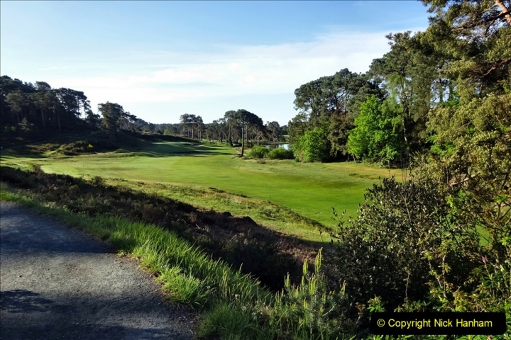 2020-05-04 Covid 19 walk Parkstone Golf Club Poole, Dorset.  (16) 016