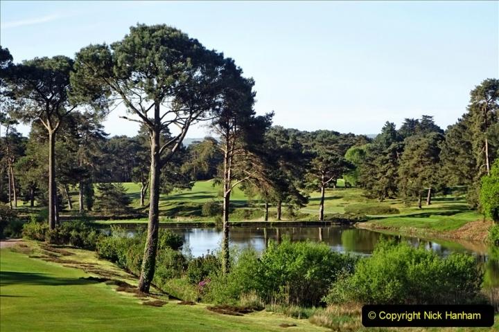 2020-05-04 Covid 19 walk Parkstone Golf Club Poole, Dorset.  (17) 017