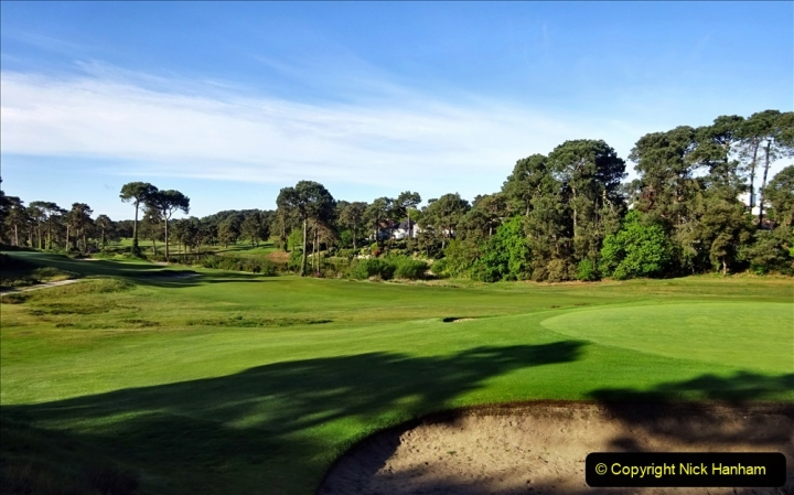 2020-05-04 Covid 19 walk Parkstone Golf Club Poole, Dorset.  (19) 019