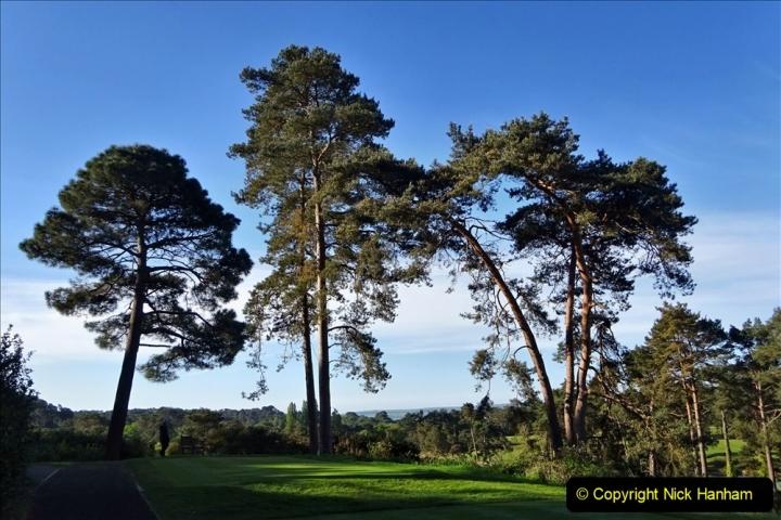 2020-05-04 Covid 19 walk Parkstone Golf Club Poole, Dorset.  (30) 030