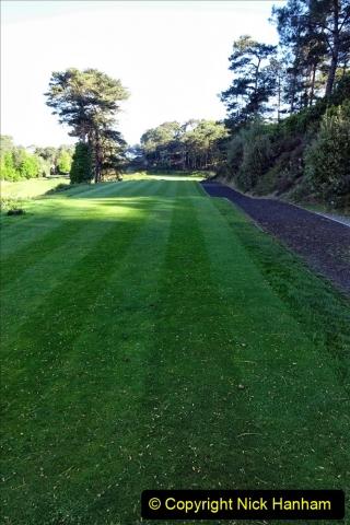 2020-05-04 Covid 19 walk Parkstone Golf Club Poole, Dorset.  (32) 032