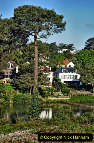 2020-05-04 Covid 19 walk Parkstone Golf Club Poole, Dorset.  (35) 035