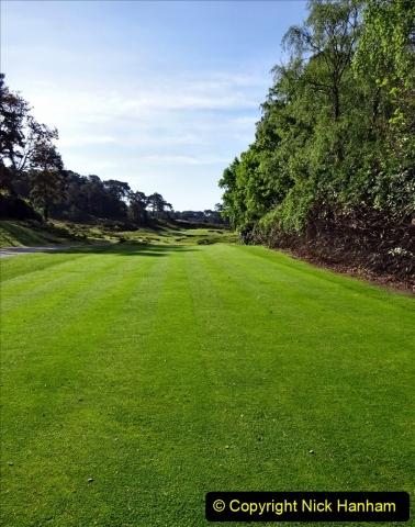 2020-05-04 Covid 19 walk Parkstone Golf Club Poole, Dorset.  (77) 077